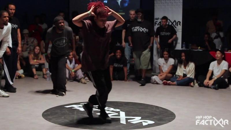 Epreuve 4 : Défi - Team PHYSS vs Team YUGSON - Hip Hop Factor | Danceproject.info