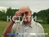 Никита Михалков поделился впечатлениями от матча на стадионе Нижний Новгород
