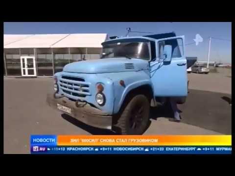 Эфир Рен-ТВ с Academeg и ЗИЛ 600сил (внимание, спойлеры!!)