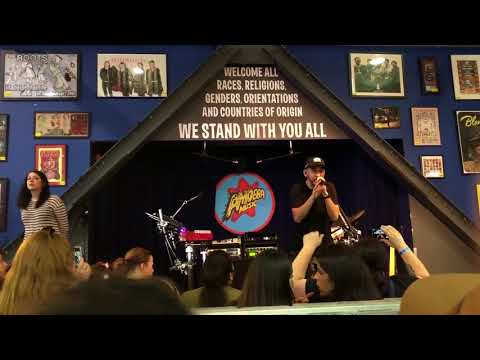 Make It Up As I Go (Feat. K.Flay) [Live Debut] - Mike Shinoda - Amoeba Music - Hollywood, CA