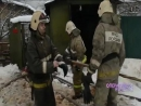 Пожар в Красноперекопском районе хозяин дома получил большие ожоги