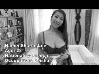 Lee asian anal assault sharon