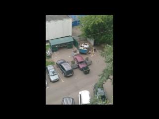 Народная Месть за парковку - Герои парковки - Вандализм или воспитание