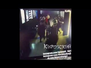Видео с камер Зимняя Вишня. Эвакуация с кинотеатров