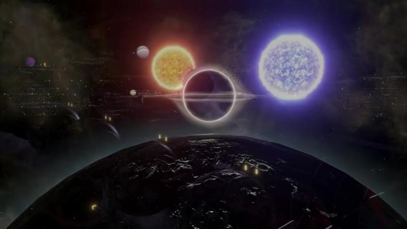 Релизный трейлер дополнения Distant Stars для игры Stellaris!