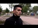 Asylbewerber spuckt auf deutsche Flagge pack in bamberg