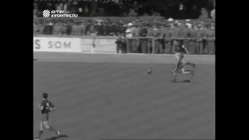 13.06.1965 Portugalia - Romania, WCq 1966