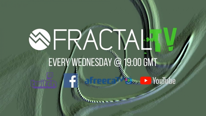 Fractal TV - Hardcore Drum Bass
