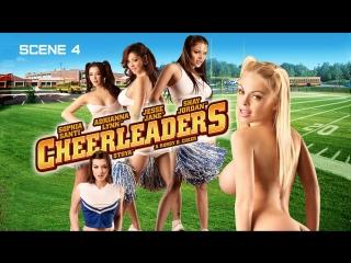 Cheerleaders / болельщицы (2008)  scene 4 alexis texas, shay jordan, camryn kis