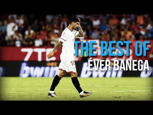 Lo mejor de Éver Banega ● The best of Éver Banega (Skills Goals)