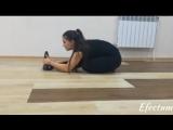 SLs  Упражнения на растяжку_шпагат