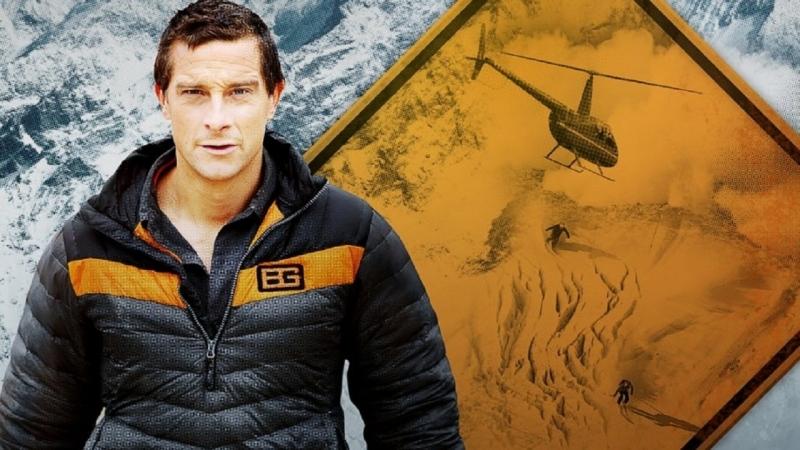 Беар Гриллс Кадры спасения 5 серия Bear Grylls Extreme Survival Caught on Camera