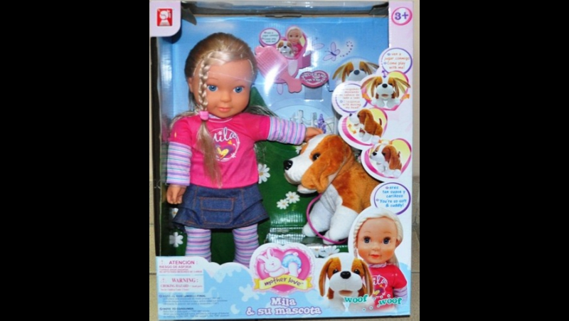 Куклы, пупсы- интерактивные, озвученные, с аксессуарами.