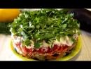 ПРОСТО БОЖЕСТВЕННЫЙ салат Баклажанный Рай. Всегда первым улетает со стола