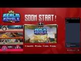 [СТРИМ] Играем сквадом в Realm Royale №2 (#PUBG + #Overwatch)