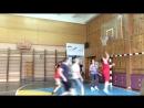 Баскетбол 🏀 I Проход под кольцо 5