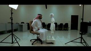 مسالم اول رجل آلي يصنع في السعودية - حوار كام
