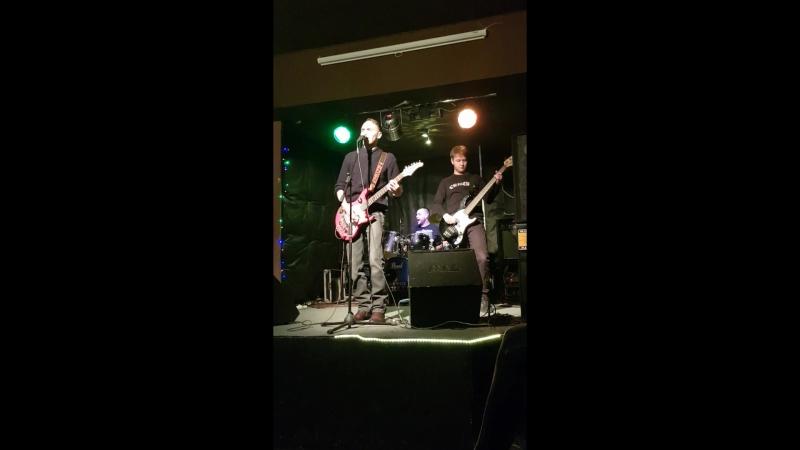 Серый Кардинал ( Ветер 2.0 Rock club Live)