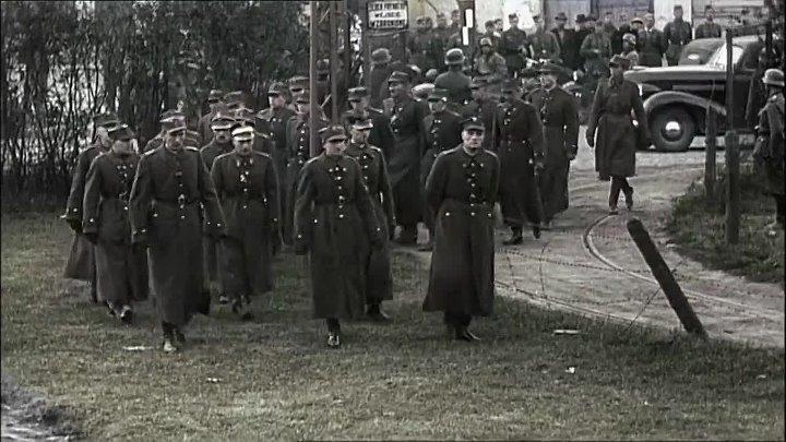 Апокалипсис- Вторая Мировая война в цвете (1 серия)