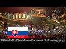 Словакия на Евровидении мой топ 8 1993-2012