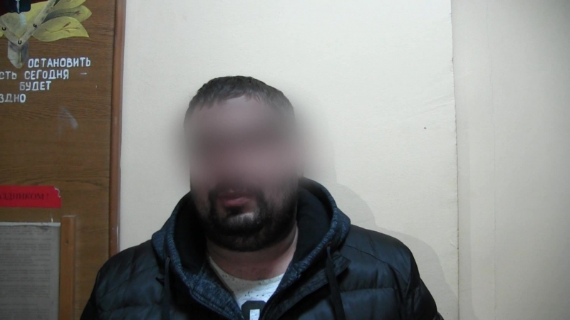 В Ленинском районе задержан подозреваемый в грабеже