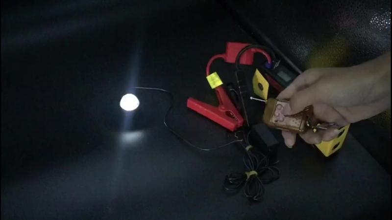 Блок ДХО стробоскоп с пультом ДУ