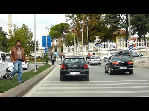 Edirne Trakya 2015 Yilindan Görüntüler ( Sila Izin Yolu )