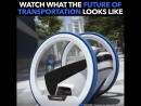 городской транспорт в будущем