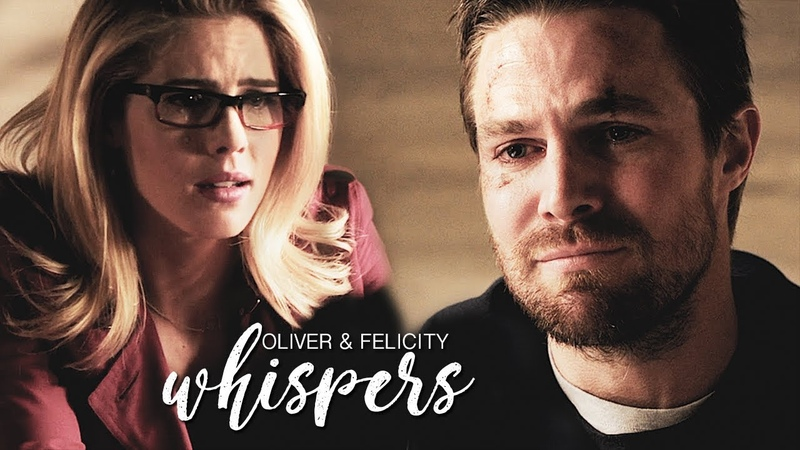 Oliver felicity   whispers [6x23]