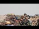 Syrian Army attacks DAESH in desert around Sweida, south Syria