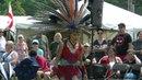 Mexica Dancers 1 - Redhawk - Raritan Native American Heritage PowWow 2018