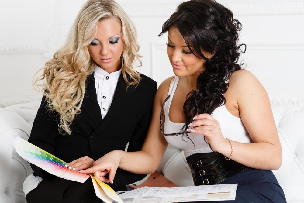 Специалисты по дизайну интерьера часто работают с клиентами, у которых есть конкретные идеи о том, как они выглядят.