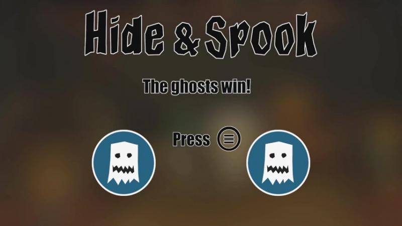 Игротека VIVE BOX: Hide Spook The Haunted Alchemist
