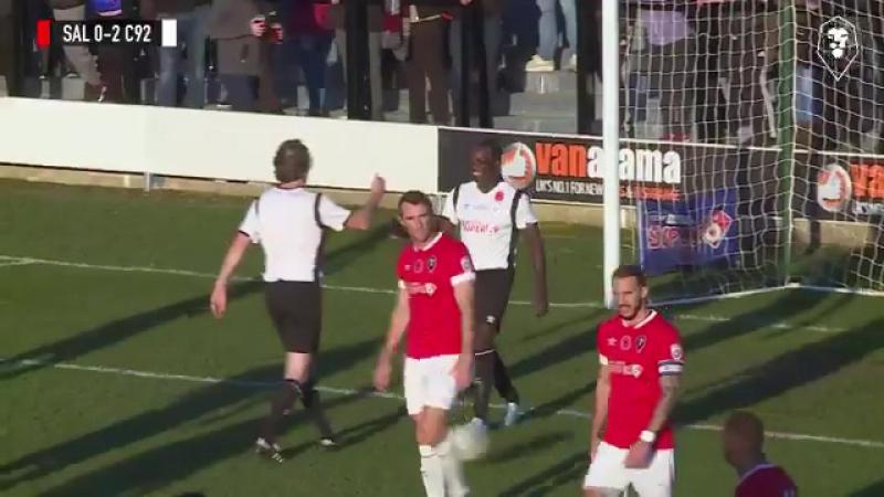 Salford City vs Class of 92 vk.com/uefa_fans