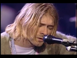 Nirvana - Where Did You Sleep Last Night (Unplugged In New York)