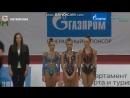 Гран-при Москва, 2018 Награждения многоборья