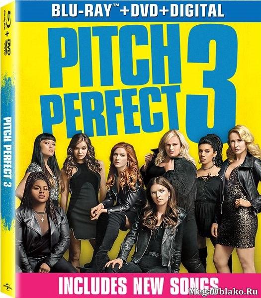 Идеальный голос 3 / Pitch Perfect 3 (2018/BDRip/HDRip)