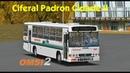 Автобус Ciferal Padron Cidade II MB OF 1721 для OMSI 2