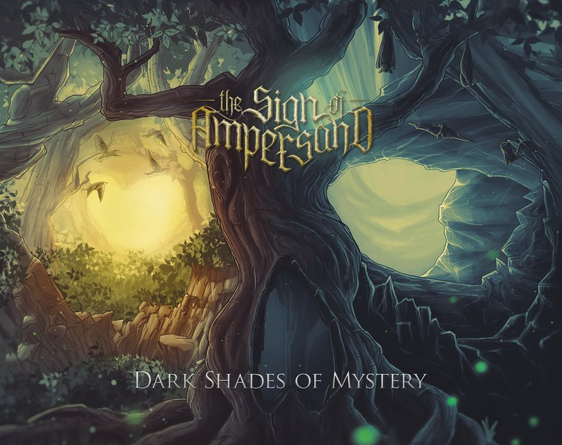 CD-релиз THE SIGN OF AMPERSAND - Dark Shades of Mystery (2017)