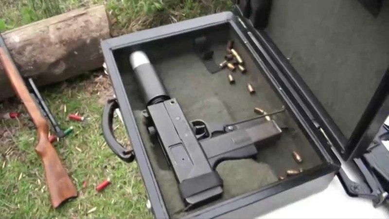 Texas Gun Trust: MAC-10 (M-10) Operators Briefcase