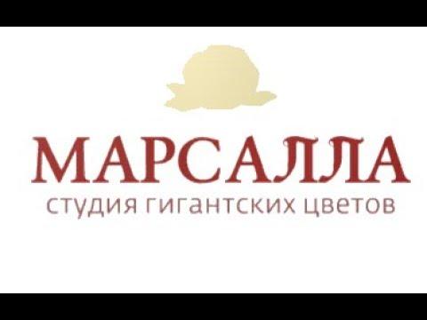 Серединка настенного пиона из гофрированной бумаги. Ростовой пион.