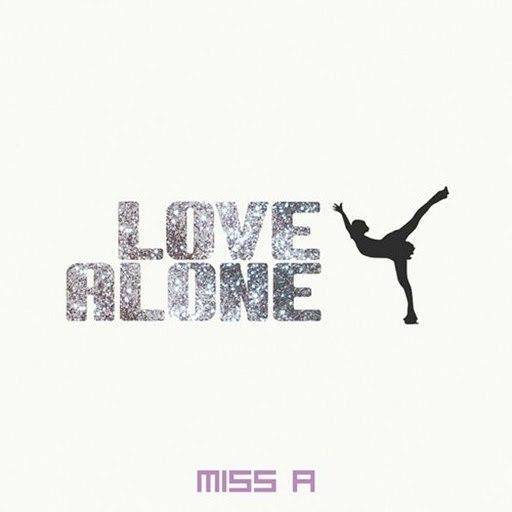 miss A альбом Love Alone