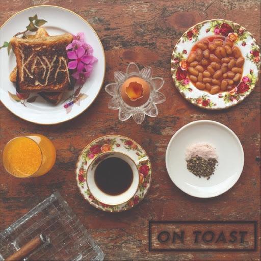 Kaya альбом On Toast