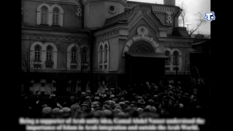 Мукъаддес ерлер. Историческая мечеть Москвы. САБА. Фрагмент выпуска от 09.02.18