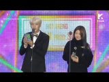 171202 SURAN  SUGA - Hot Trend Award @ Melon Music Awards 2017