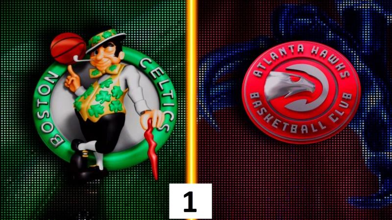 Boston Celtics vs Atlanta Hawks (2017.11.18) (PART1)