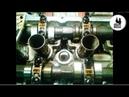 Мотор QG16 QG18 Регулировка клапанов полная версия Nissan Primera P12