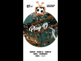 07.07 TECHNO BALL PLAY OFF. Fantomas RoofTop
