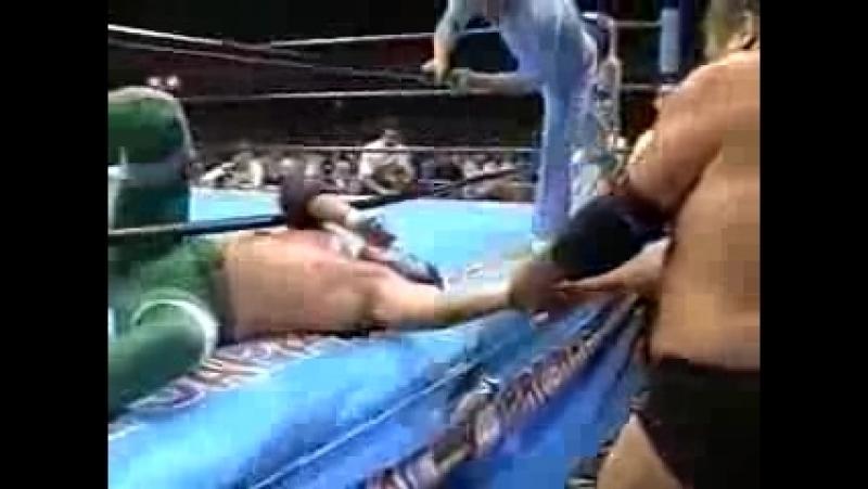 10. Hansen vs Misawa