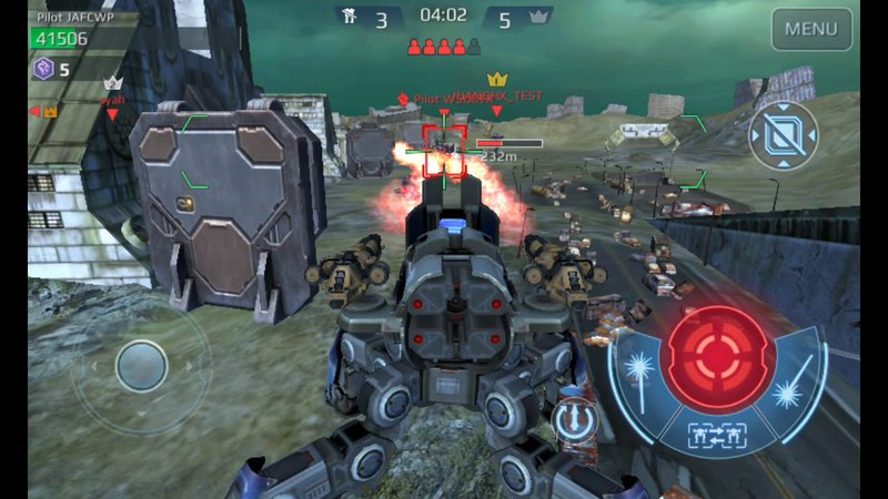 War Robots Test Server [3.8]. — New battle mode Free for All: One man army!